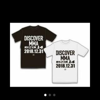 ライジン14 会場限定 先着入場者特典の非売品Tシャツ サイズL  2枚セット(格闘技/プロレス)