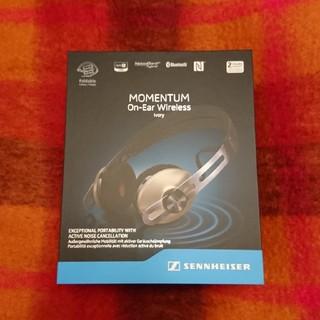 ゼンハイザー(SENNHEISER)のSENNHEISER MOMENTUM On-Ear wireless(ヘッドフォン/イヤフォン)