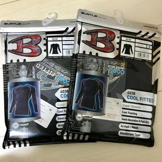 バートル(BURTLE)の【新品未開封】BURTLE  4038 メンズ  クールフィッテッド(その他)