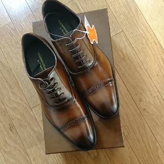 【本革・新品未使用品】Tredmen Collection 革靴 26.0(ドレス/ビジネス)