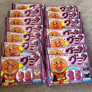 アンパンマン(アンパンマン)のアンパンマングミ 14個(菓子/デザート)
