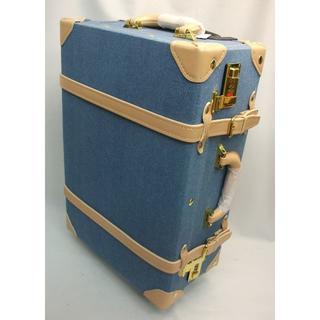 ディス(Dith)の訳あり Dith ディス キャリーケース Sサイズ ライトブルー 77(スーツケース/キャリーバッグ)