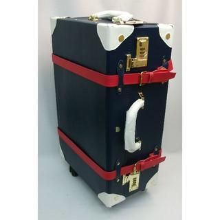ディス(Dith)の訳あり Dith ディス キャリーケース Sサイズ ネイビー 25(スーツケース/キャリーバッグ)
