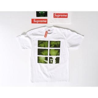 シュプリーム(Supreme)のSupreme Chris Cunningham Tee WH(Tシャツ/カットソー(半袖/袖なし))