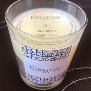 ケラスターゼ(KERASTASE)のケラスターゼ アロマキャンドル 170g(キャンドル)