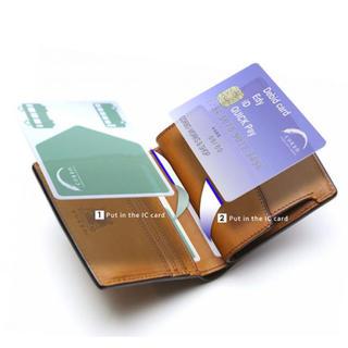 コルボ(Corbo)のCorbo 二つ折り財布(折り財布)