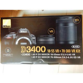 ニコン(Nikon)の2019ヨドバシカメラ福袋(カメラ)(デジタル一眼)