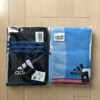 アディダス(adidas)の【超お得!⑤】アディダススポーツタオル(タオル/バス用品)