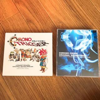 スクウェアエニックス(SQUARE ENIX)のクロノシリーズ/サントラCDセット(ゲーム音楽)