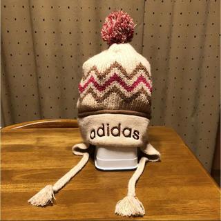 アディダス(adidas)の★adidas★ニット帽(ニット帽/ビーニー)