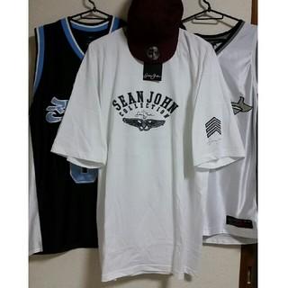ショーンジョン(Sean John)の[新品、レア物] SEAN JOHN × 漢字 Tシャツ(Tシャツ/カットソー(半袖/袖なし))