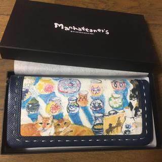 エーエスマンハッタナーズ(A.S.Manhattaner's)のマンハッタナーズ 長財布(財布)