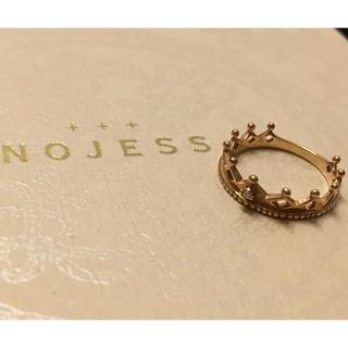 ノジェス(NOJESS)のノジェスのピンキーリング(リング(指輪))