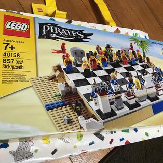 レゴ(Lego)の値下げ✳︎LEGOパイレーツ チェス(オセロ/チェス)