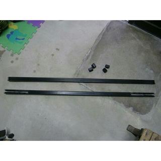 スーリー(THULE)のTHULE スクエアバー th761(120cm)2本セット(汎用パーツ)
