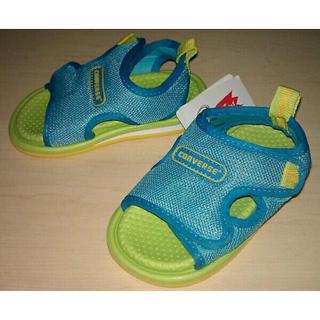 コンバース(CONVERSE)の新品 CONVERSEコンバース♪ベビーシューズ サンダル 靴 14cm(サンダル)