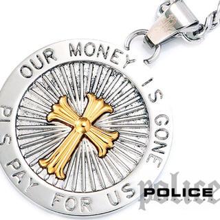 ポリス(POLICE)の【美品】POLICE ポリス TRANSCENDENCE ネックレス (ネックレス)