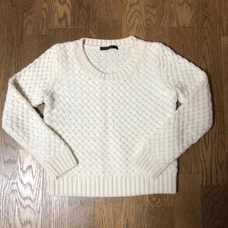 KariAng♡ニット ホワイト M
