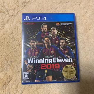 プレイステーション4(PlayStation4)のウイニングイレブン2019 ps4 (野球/サッカーゲーム)