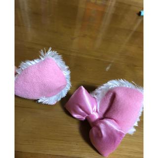 ディズニー(Disney)のマリーちゃんの耳 ヘアピン (ヘアピン)