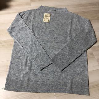 ムジルシリョウヒン(MUJI (無印良品))の(お年玉特別SALE価格)Mサイズ 無印良品ボトルネックセーター(ニット/セーター)