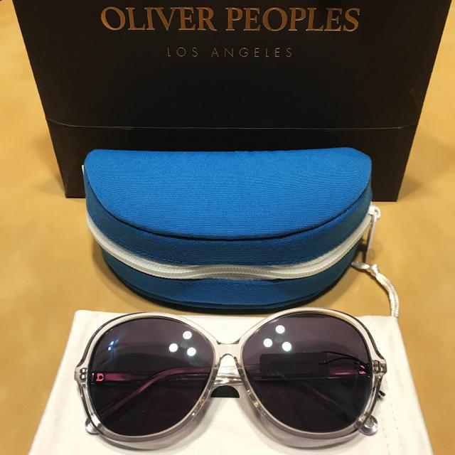 Ayame(アヤメ)の【新品未使用】oliver peoples オリバーピープルズ  Hawley レディースのファッション小物(サングラス/メガネ)の商品写真