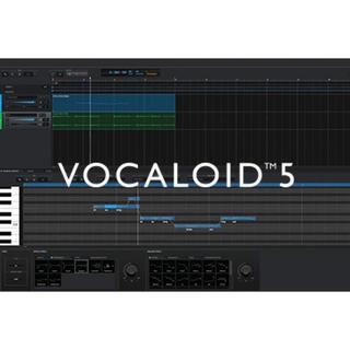 ヤマハ(ヤマハ)の「初売り」Vocaloid5 Editor Standardダウンロード版(DAWソフトウェア)