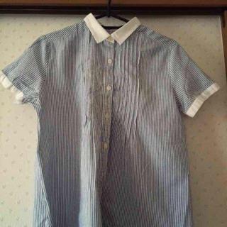 ジエンポリアム(THE EMPORIUM)のストライプTシャツ(Tシャツ(半袖/袖なし))