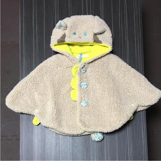 チアー(CHEER)のBABY CHEER ポンチョ 70-90(ジャケット/コート)
