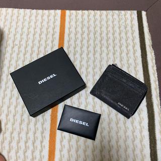 ディーゼル(DIESEL)のDIESEL ミニ財布 コインケース(コインケース/小銭入れ)