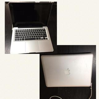 マック(Mac (Apple))のMacBook Pro 13インチ!2011年モデル(ノートPC)
