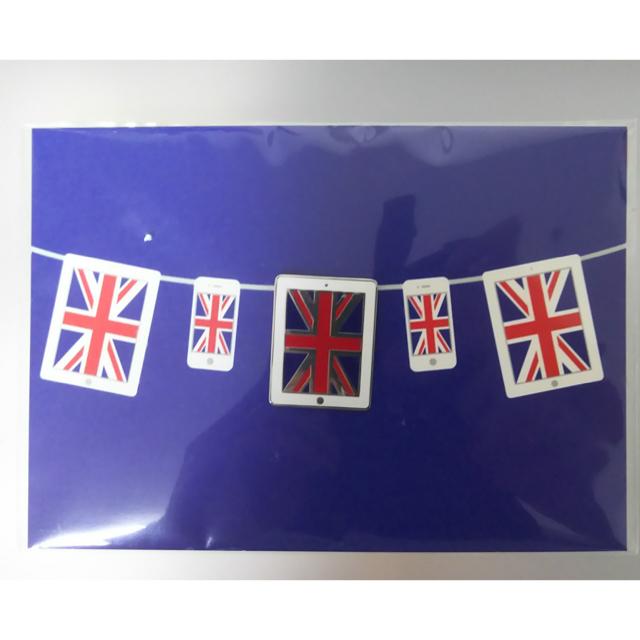 Apple(アップル)の【非売品】ipad UK オリンピック ピンバッジ エンタメ/ホビーのコレクション(ノベルティグッズ)の商品写真