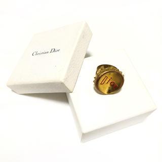 クリスチャンディオール(Christian Dior)のChristian Dior crown ring(リング(指輪))