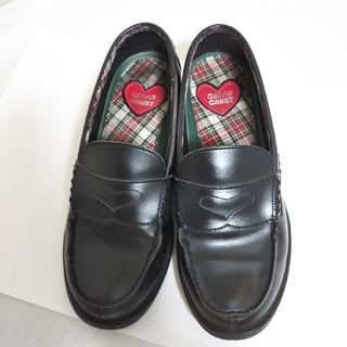 セダークレスト(CEDAR CREST)のセダークレスト ローファー  22.5(ローファー/革靴)