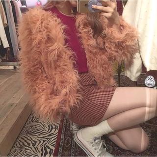 ロキエ(Lochie)の♡the virginsチェックミニスカート♡(ミニスカート)