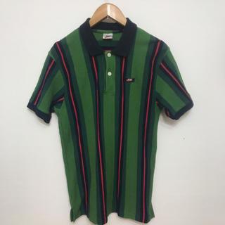 ナイキ(NIKE)の@様取り置き レア 90s NIKE vintage ポロシャツ グリーン(ポロシャツ)