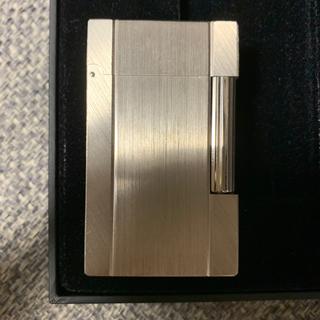エステーデュポン(S.T. Dupont)の希少レア・美品S.T.Dupontライン2 パラディウム  [正規品](タバコグッズ)