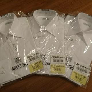 【新品未使用】 形状記憶Yシャツ/3枚セット/Sサイズ(その他)