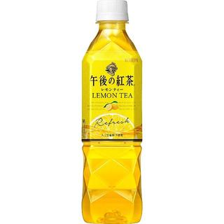 キリン(キリン)の【ひでゆき様専用】キリン 午後の紅茶 レモンティー 500mlPET×24本(茶)