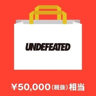 アンディフィーテッド(UNDEFEATED)のundefeated 福袋 2019(スウェット)
