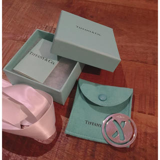 ティファニー(Tiffany & Co.)のティファニー ブックマーク 神楽さま専用(しおり/ステッカー)