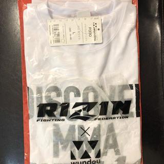 RIZIN Tシャツ 黒白計2枚 専用(格闘技/プロレス)