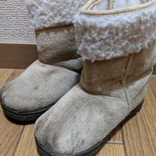 14cm ムートンブーツ(ブーツ)