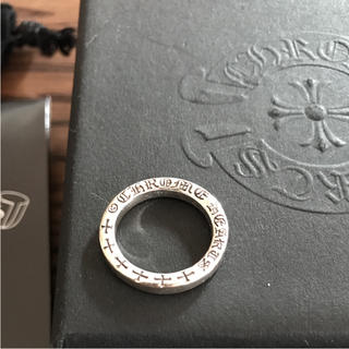 クロムハーツ(Chrome Hearts)のクロムハーツ  リング  7号(リング(指輪))