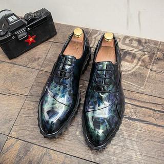 クリスチャンルブタン(Christian Louboutin)の限定オーダー デザイン メンズ シューズ マジョーラ41 42  スニーカー(ドレス/ビジネス)