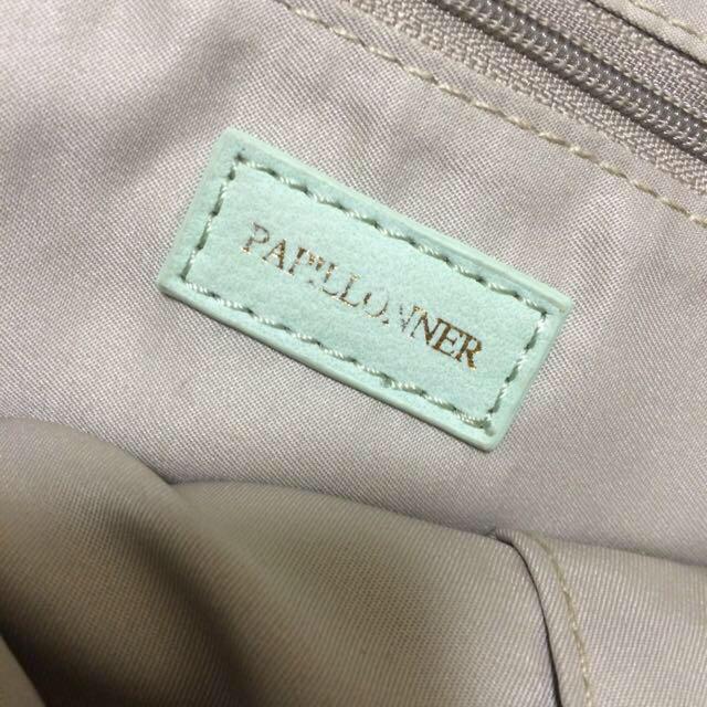 PAPILLONNER(パピヨネ)のmini♡makaroni様専用  レディースのバッグ(クラッチバッグ)の商品写真