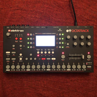 elektron OCTATRACK DSP-1(音源モジュール)