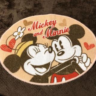 ディズニー(Disney)のディズニー バスマット。(バスマット)