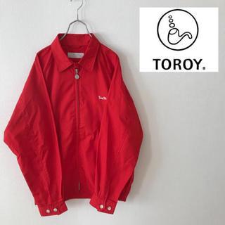 トロイ(TOROY)の【vintage】Troy Bros スウィングトップ ナイロンジャケット L(ナイロンジャケット)