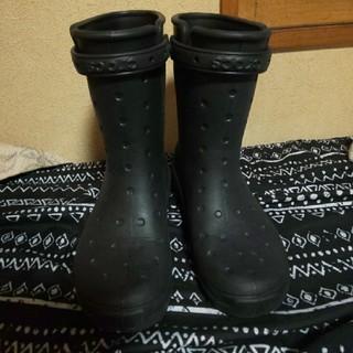 クロックス(crocs)のcrocsクロックス レニー2.0ブーツ 27cm(長靴/レインシューズ)